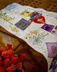 shawl-flowers